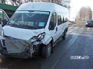 Автобус с пассажирами попал в ДТП в Нижегородской области