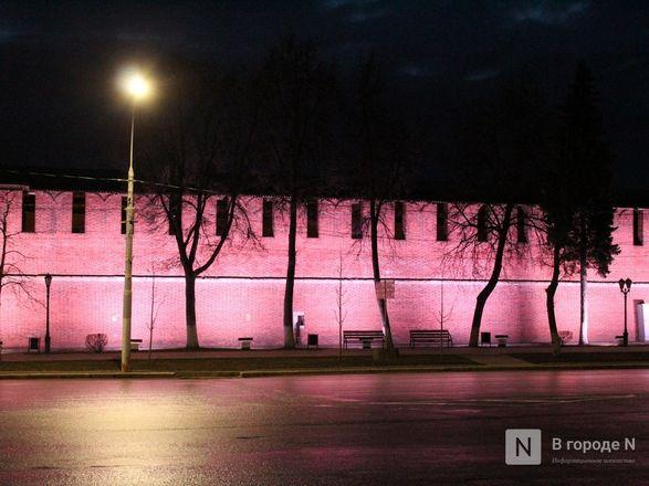 «Свет сердца» зажгли кремль, стадион «Нижний Новгород» и телебашня - фото 6