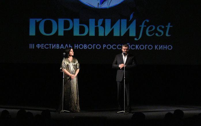 Звезды российского кино приехали в Нижний Новгород на «Горький fest» - фото 26