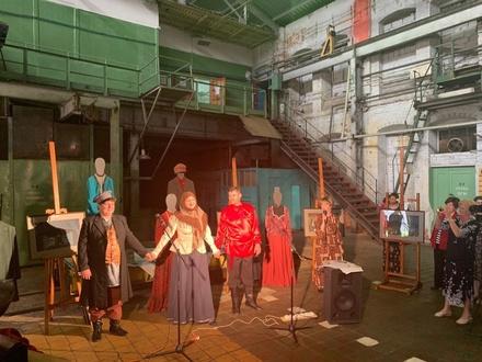 Арии из оперы «Мать» исполнили в ремонтно-механическом цехе «Красного Сормова»