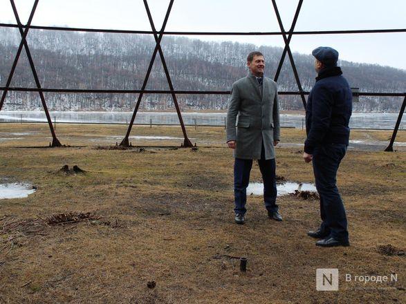 Гиперболоид инженера Шухова: судьба знаменитой башни в Дзержинске - фото 22