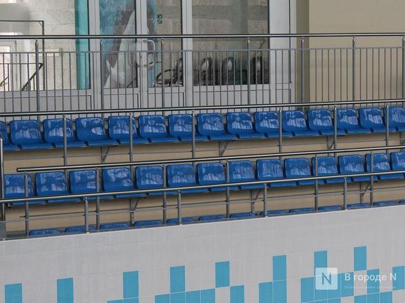 Возрожденный «Дельфин»: как изменился знаменитый нижегородский бассейн - фото 41