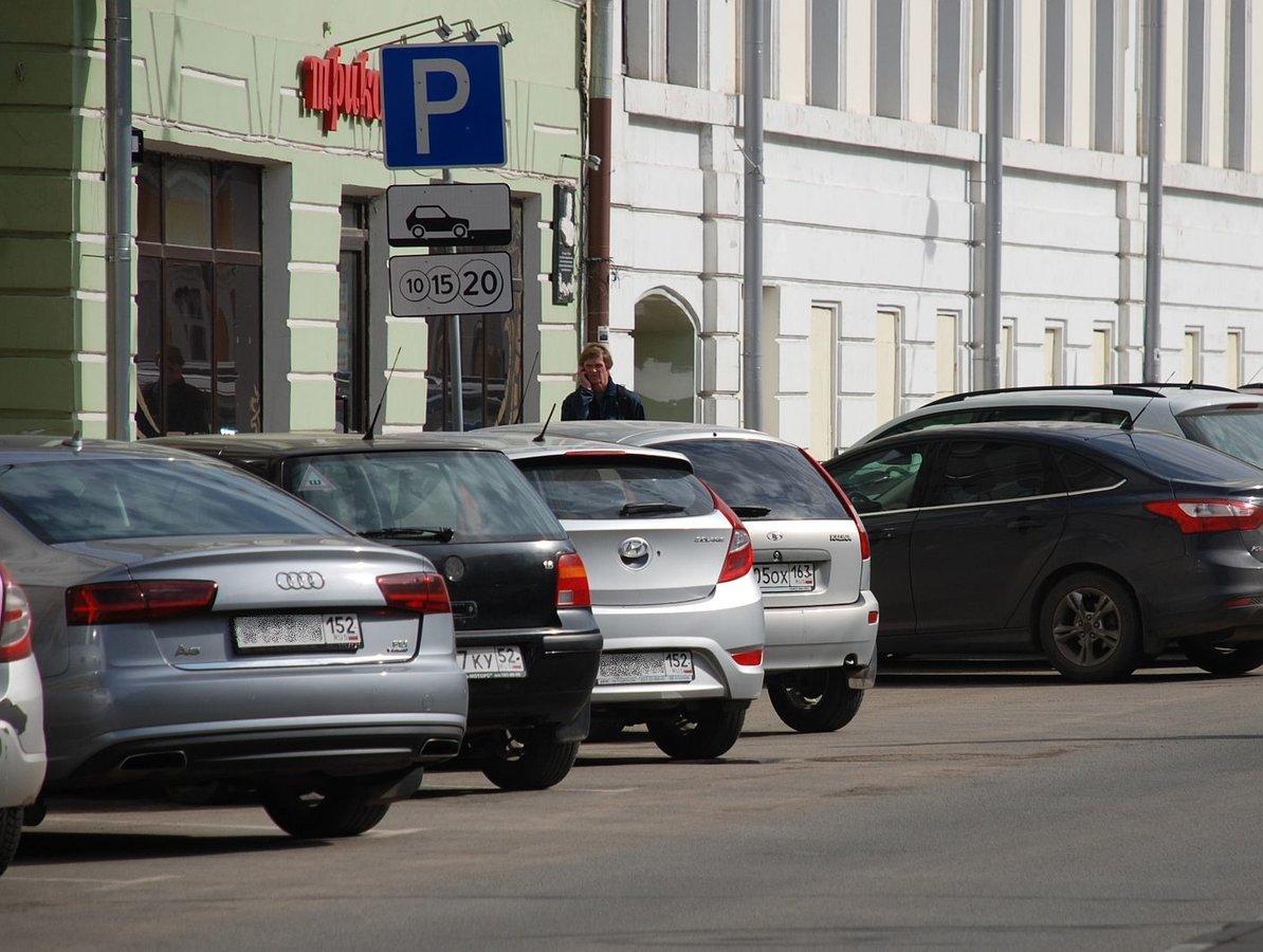 На улице Бринского появится центр управления парковками - фото 1