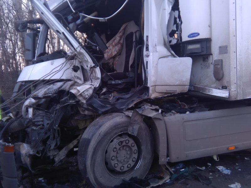 Два человека пострадали в ДТП с участием четырех машин в Лысковском районе - фото 1