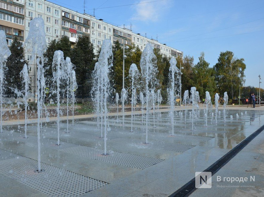 Самый большой сухой фонтан в Нижнем Новгороде откроется на бульваре Авиастроителей - фото 3