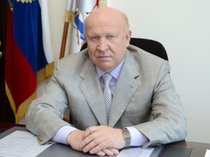 Валерий Шанцев поздравляет нижегородцев с наступающим Новым годом