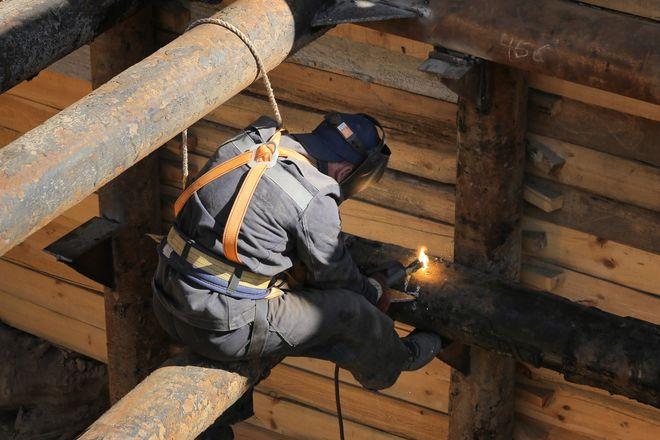 Аварийный коллектор на Мещерском бульваре отремонтируют до конца лета - фото 3