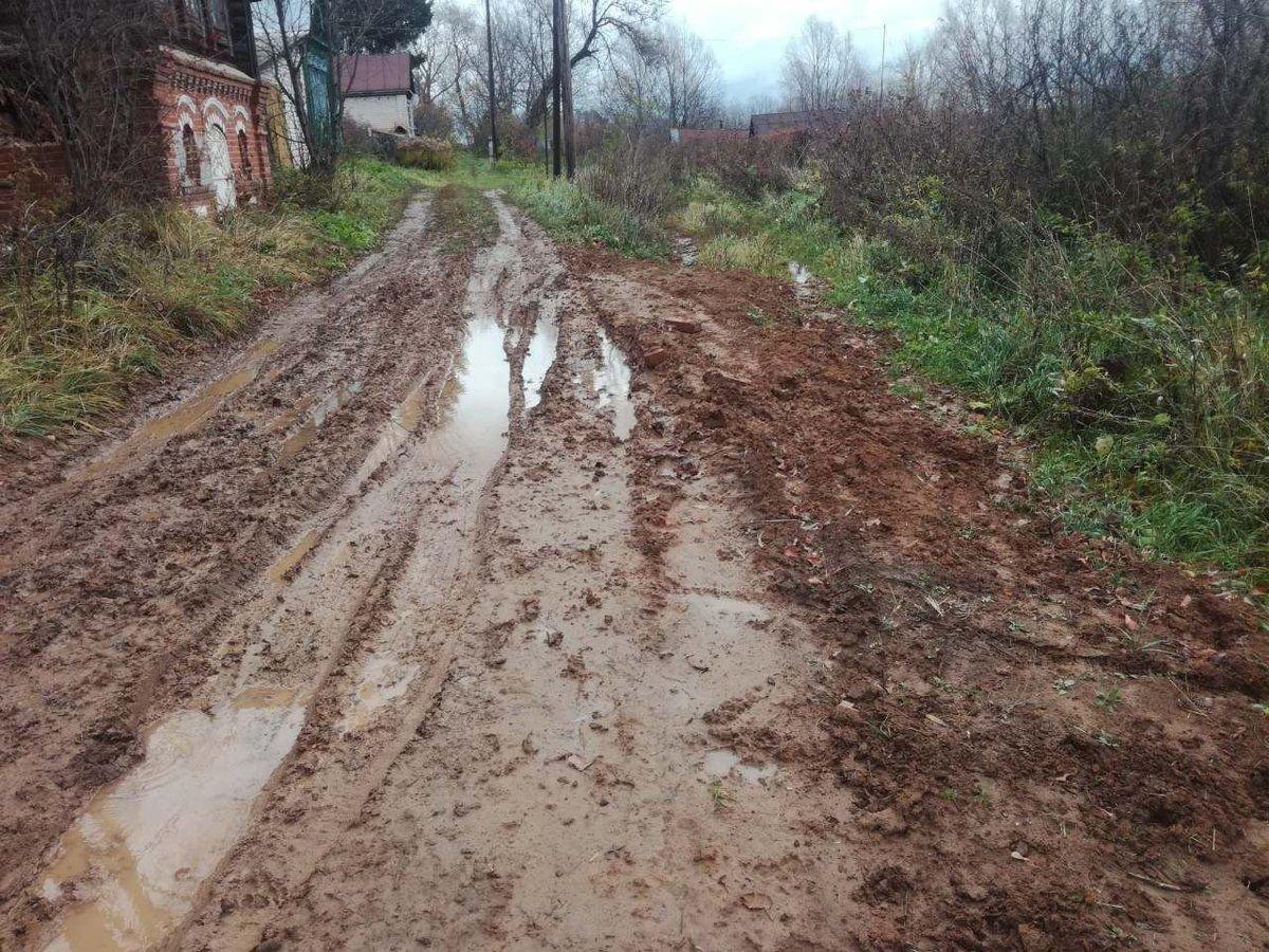 Денег на строительство дороги в Коноплянку в бюджете Лысковского района не нашлось - фото 1