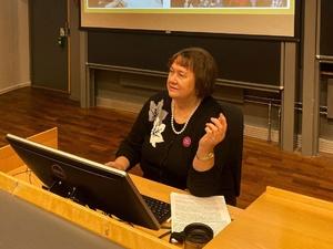 Презентация ННГУ прошла на Международной неделе 2020 в Норвегии