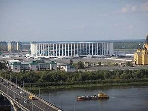 Парковка на тысячу машин будет работать в день матча «Нижний Новгород» — «Химки» (СХЕМА)