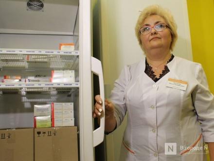 Больше 400 тысяч нижегородцев привили от гриппа