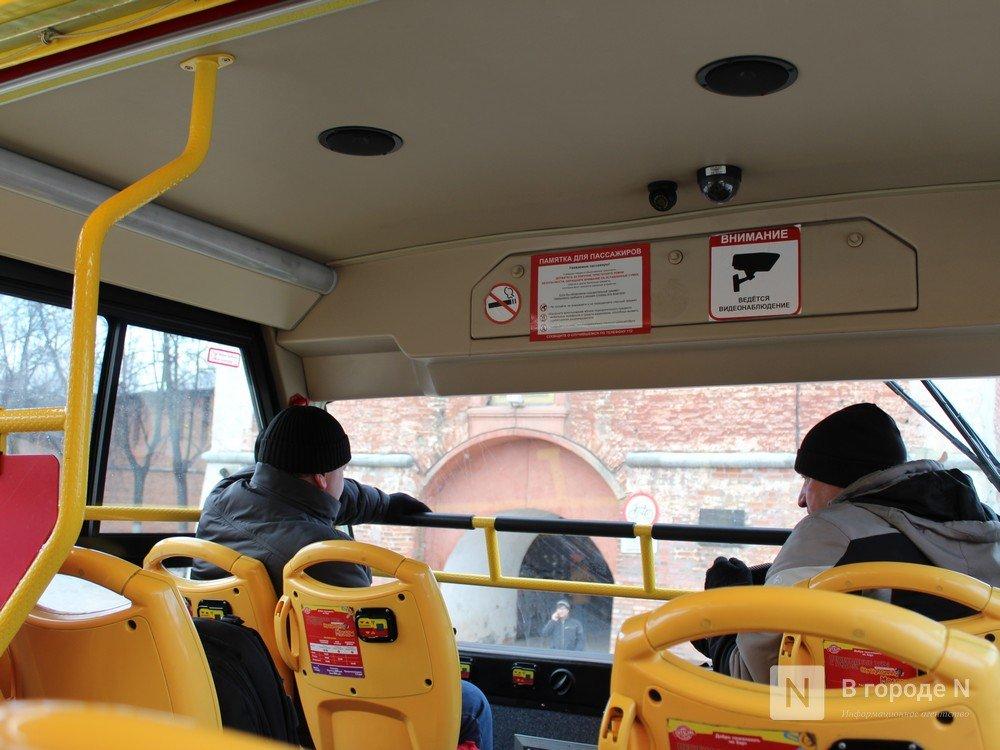 От вокзала до кремля на даблдекере: двухэтажный автобус начал курсировать по Нижнему Новгороду - фото 10