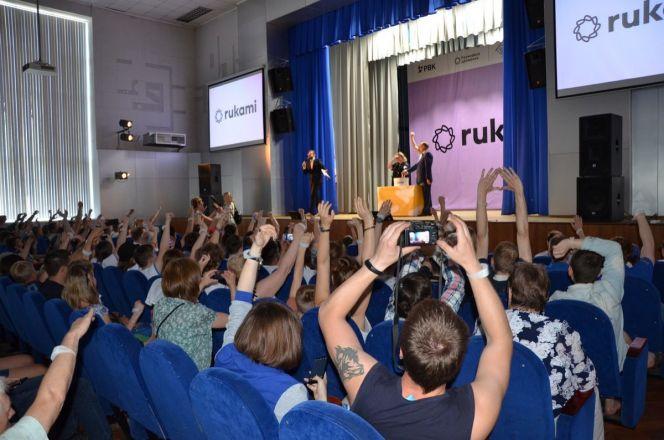 По стопам Кулибина: фестиваль изобретателей Rukami впервые прошел в Нижнем Новгороде - фото 17