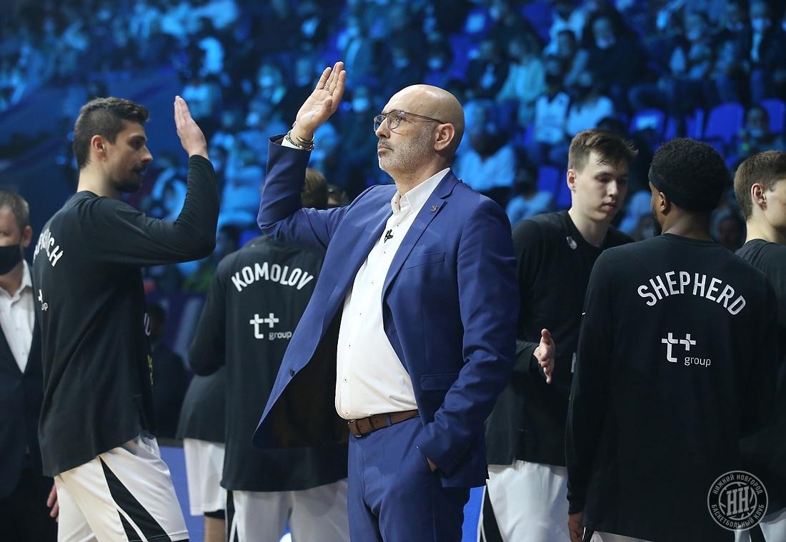 Зоран Лукич продлил контракт с БК «НН» на два сезона - фото 1