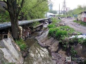 Почти 9,5 млн рублей выделяется из бюджета на очистку ливневки на улице Алексеевской