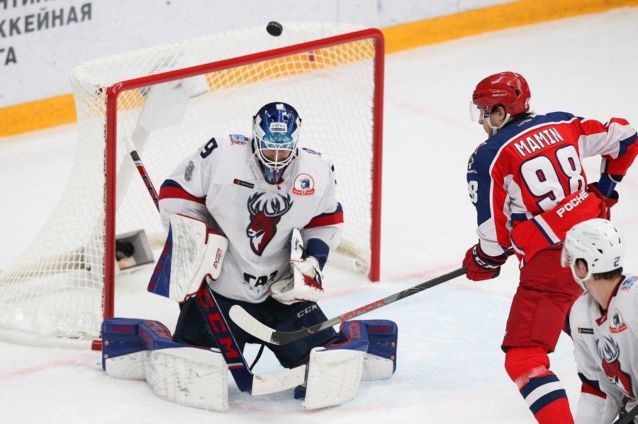 «Торпедо» в «сухую» проиграло ЦСКА в первом матче плей-офф - фото 1