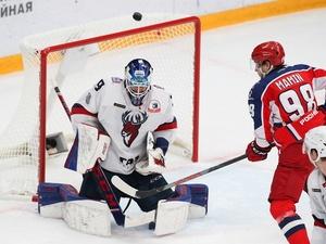 «Торпедо» в «сухую» проиграло ЦСКА в первом матче плей-офф