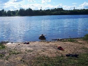 Восьмилетний мальчик утонул в Волге на Бору