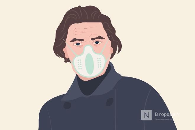 Врачи призвали нижегородцев носить маски - фото 1