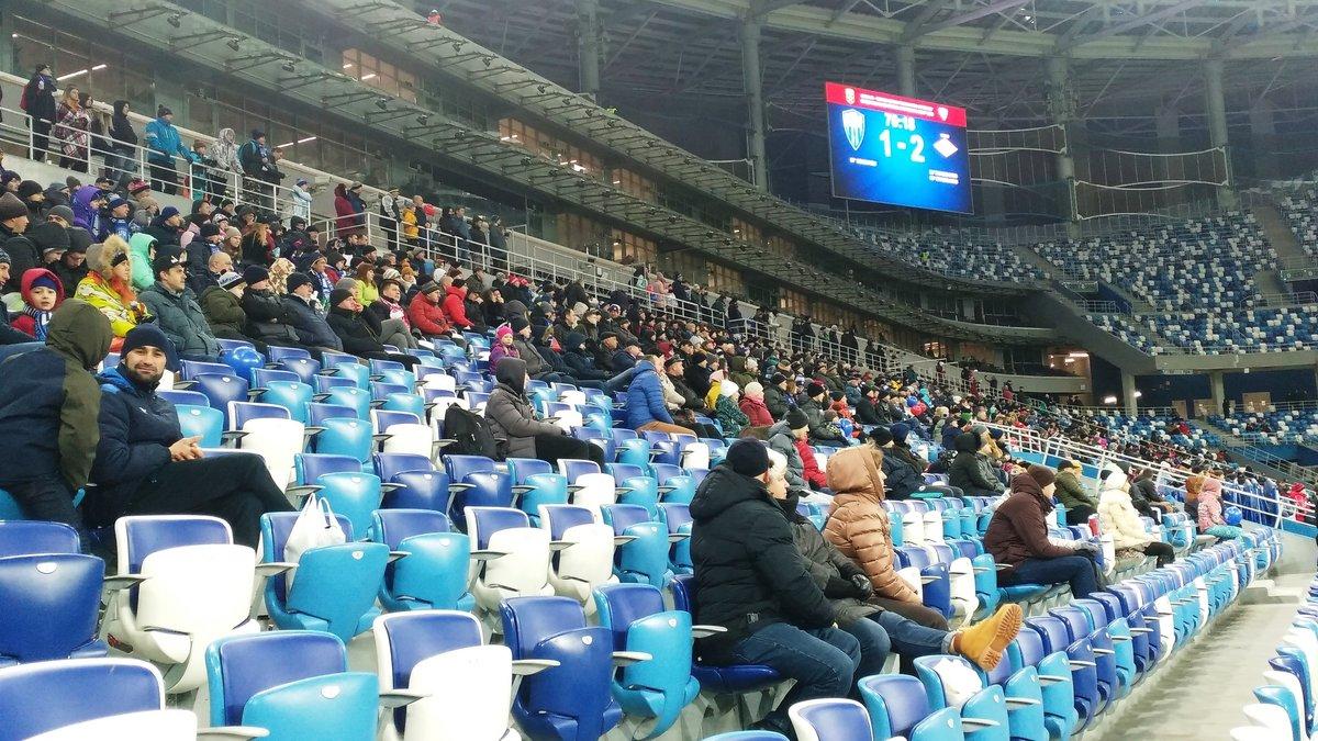 Поражение ФК «НН» от «Чайки» вошло в тройку матчей 24 тура по посещаемости - фото 1