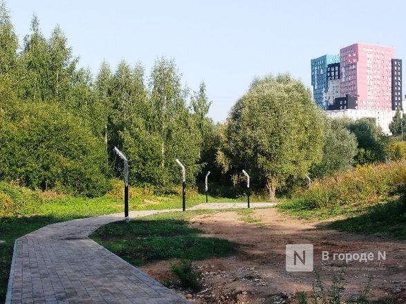 Благоустройство Лопатинского оврага планируется завершить в начале сентября - фото 16