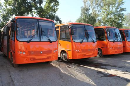 Новая транспортная схема введена в Нижнем Новгороде на 25%