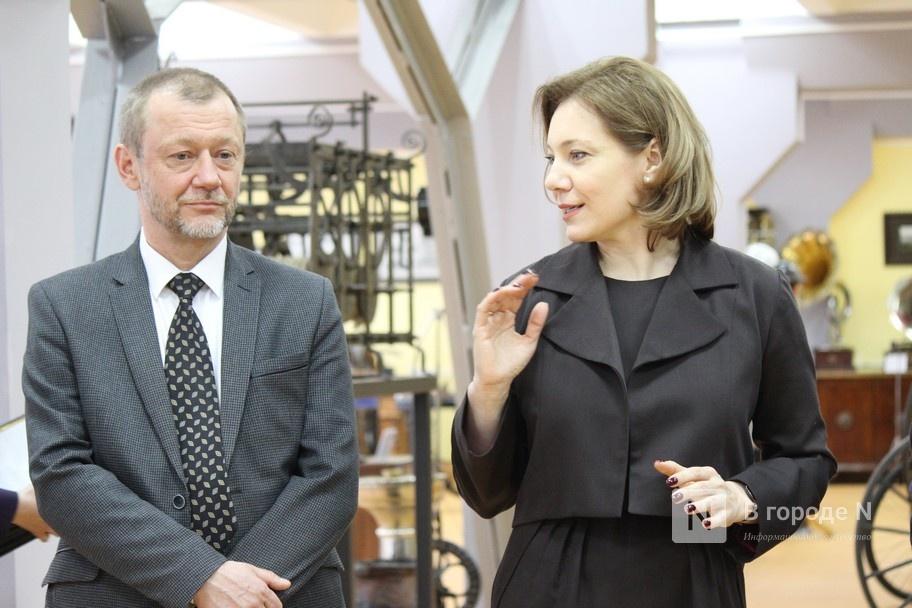 Нижегородский технический музей стал доступен незрячим людям - фото 4
