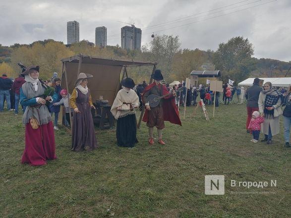 Нижегородцы стали участниками средневекового сражения  - фото 12
