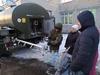 Дзержинские военные помогли автозаводцам с водой