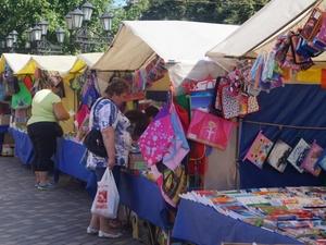 В Нижнем Новгороде открылись три традиционных школьных базара