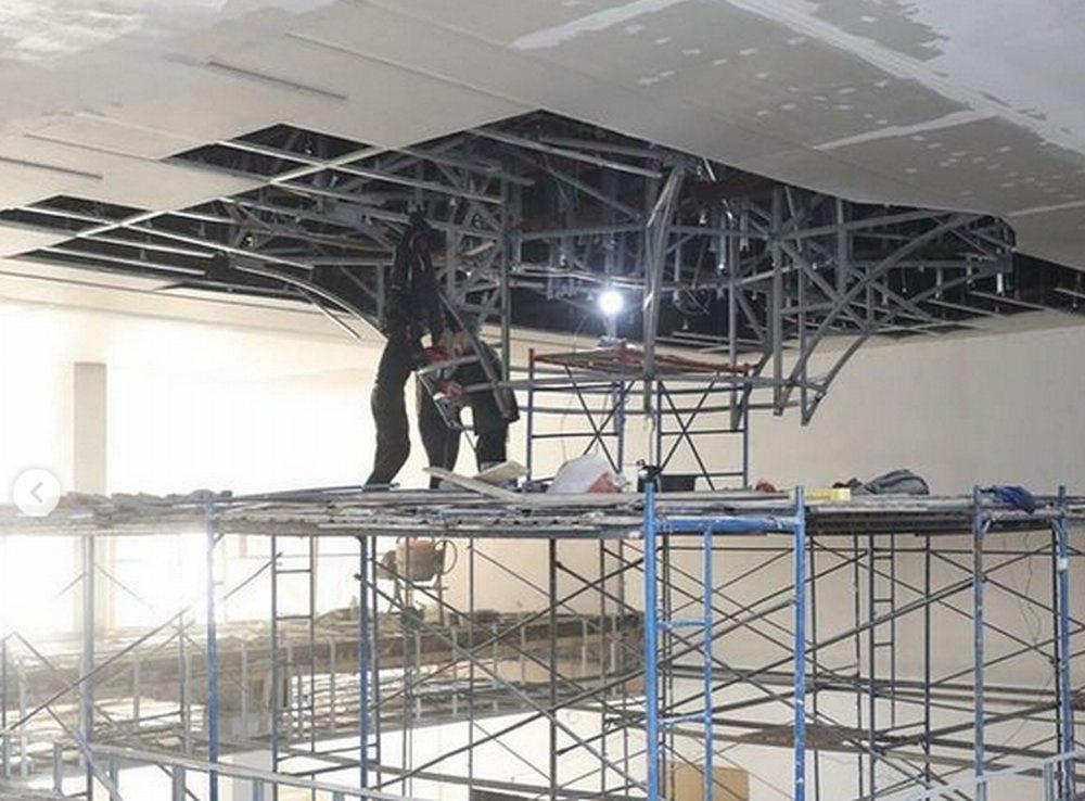 Ремонт нижегородской филармонии завершится в конце января - фото 1