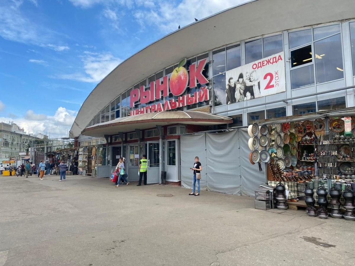 Большая часть работ по реконструкции Центрального рынка должна быть завершена к 800-летию Нижнего Новгорода - фото 1