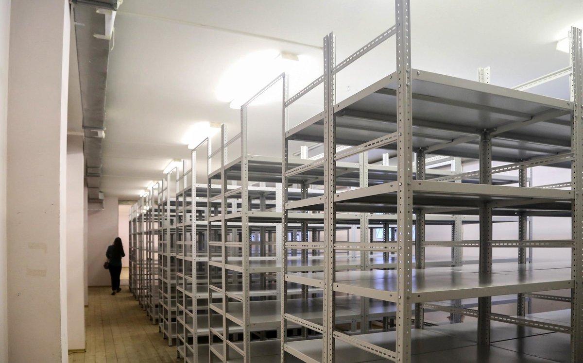 Эксперты проверили хранилище для экспонатов из музея Максима Горького - фото 2