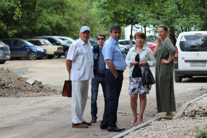 В Нижегородском районе благоустроят 16 дворов - фото 23