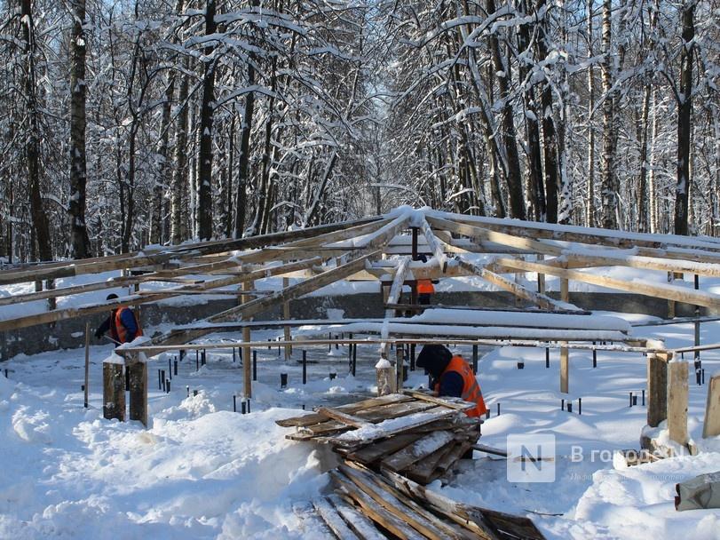 Два фонтана в нижегородском парке «Швейцария» достроят в июне - фото 1