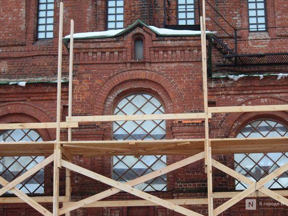 Замкнуть кольцо: как идет реставрация нижегородского кремля - фото 40