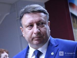 Олег Лавричев возглавил Городскую думу Нижнего Новгорода