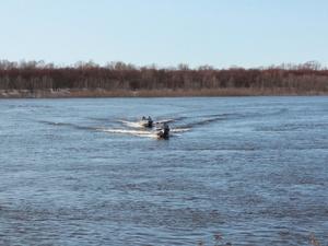 Перемещение на моторных лодках разрешили на Горьковском море и Ветлуге