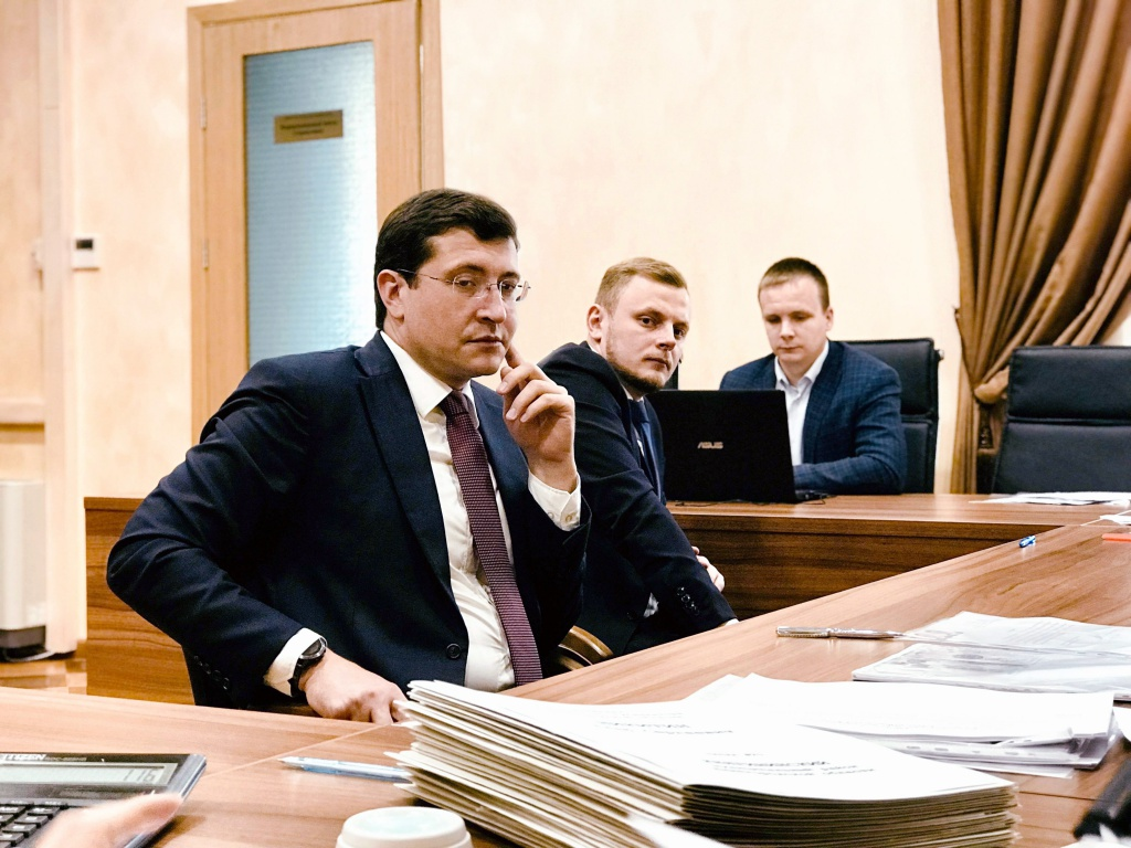 5 претендентов зарегистрировано напост нижегородского губернатора