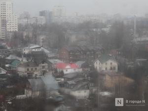 Похолодание до -2°С принесут нижегородцам выходные