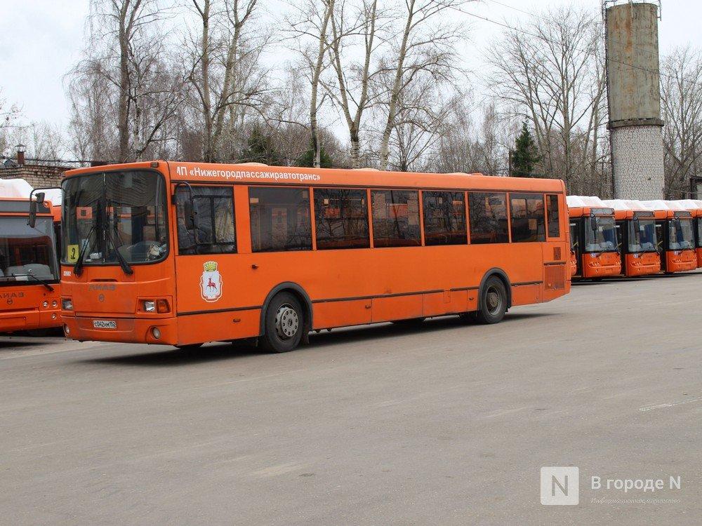 74 новых автобуса получит Нижний Новгород до конца года - фото 1