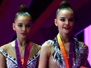 Нижегородские гимнастки взяли восемь наград на международном турнире
