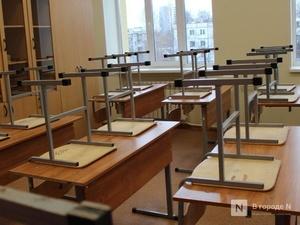 Карантин в нижегородских школах продлится до 19 февраля