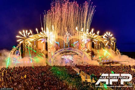 Последние приготовления к AFP: опубликованы свежие фото с площадки фестиваля