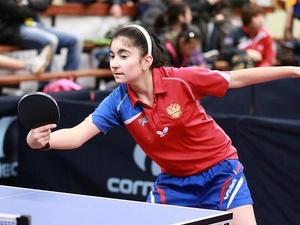 Нижегородская теннисистка завоевала бронзу на неофициальном чемпионате мира