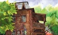 В Нижнем Новгороде поврежден дом купца Полушкина