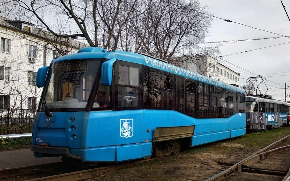 Движение трамваев 3-го и 21-го маршрутов остановлено из-за упавшего дерева - фото 1
