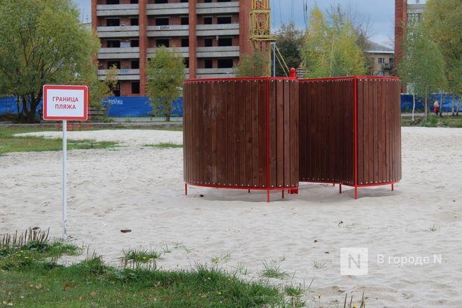 Пляж, качели, два фонтана: как преобразился Канавинский район - фото 91
