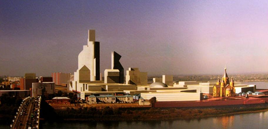 Неслучившийся город: Нижний Новгород, оставшийся в проектах - фото 3
