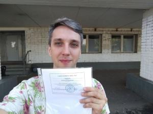 Первого кандидата от «Яблока» зарегистрировали на выборы в нижегородскую Гордуму